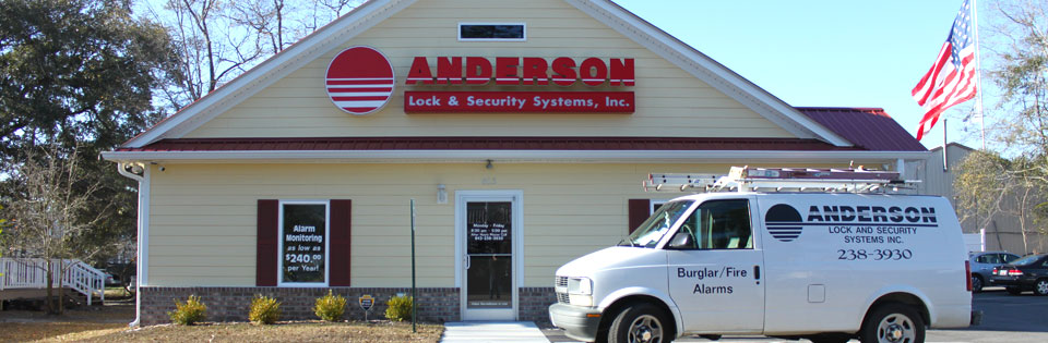 Welcome to Anderson Lock